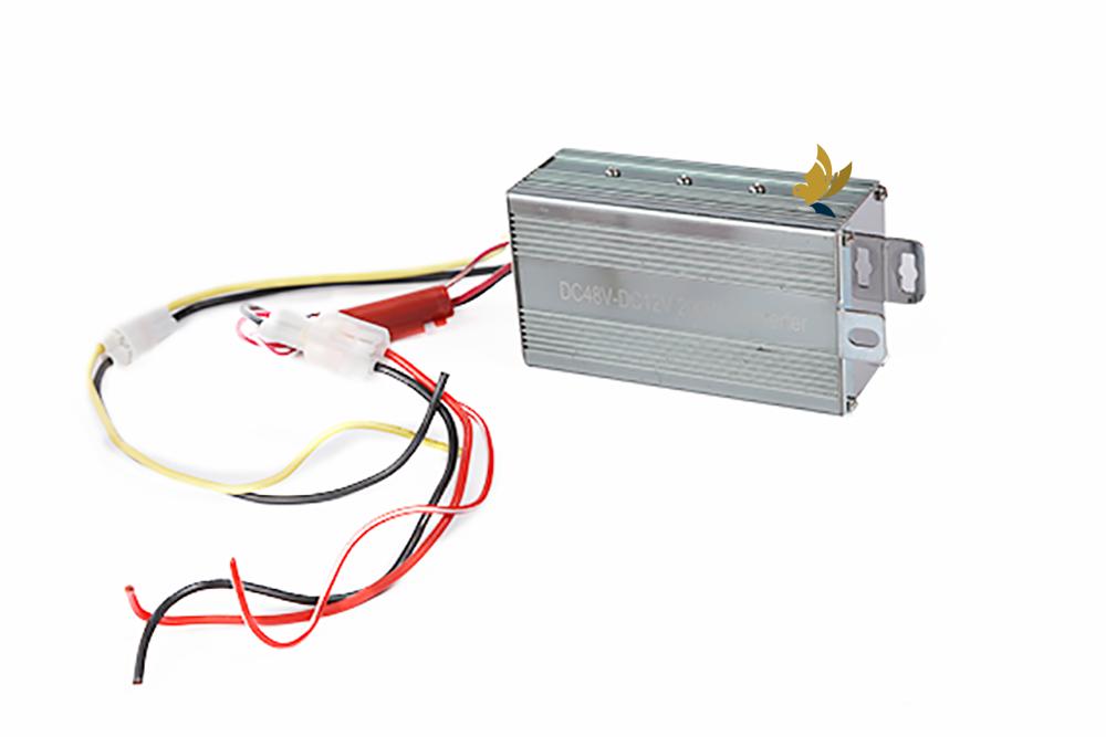 Chuyển đổi điện 48V ra 12V