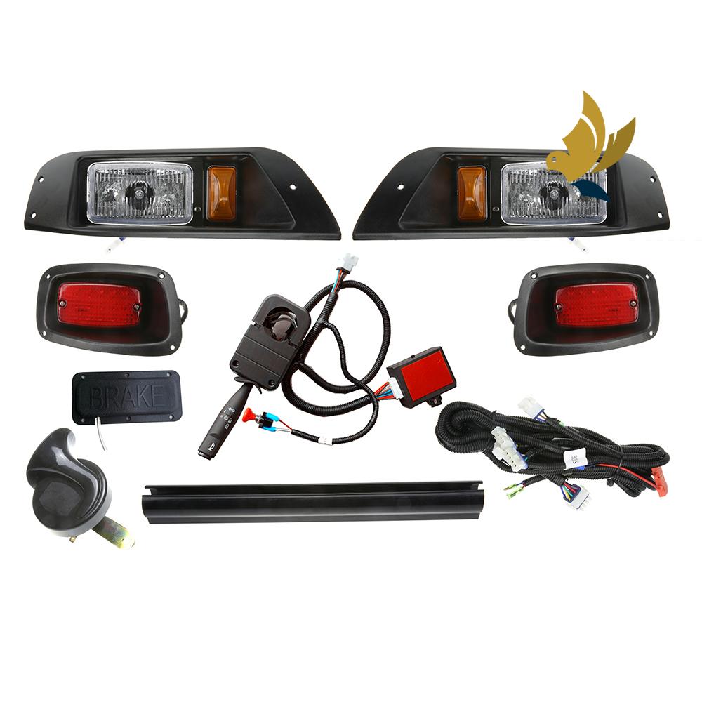 Phụ kiện bộ đèn còi xi nhan xe E-Z-GO