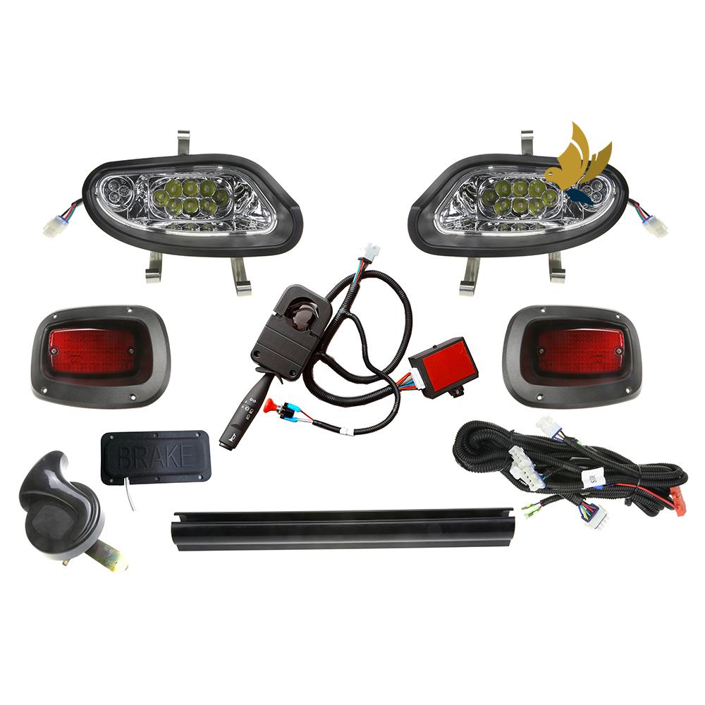 Phụ tùng bộ đèn còi xi nhan xe-E-Z-GO-TXT