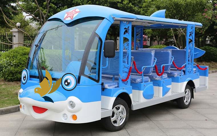 Xe bus điện chở khách 14 chỗ Marshell