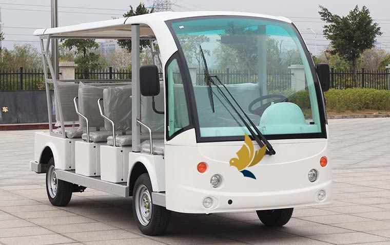 Xe điện chở khách 11 chỗ Marshell