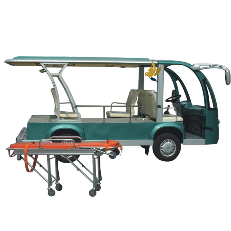 Xe điện cứu thương EAGLE