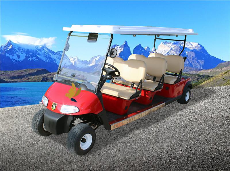 Xe điện sân golf 6 chỗ BLT