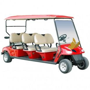 Xe điện sân golf 6 chỗ EAGLE