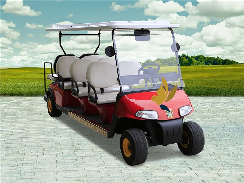 Xe điện sân golf 8 chỗ BLT