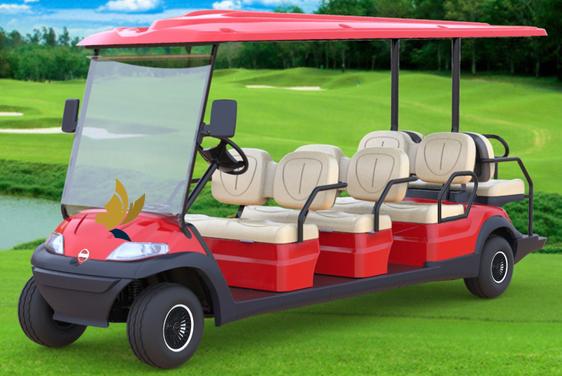 Xe điện sân golf 8 chỗ Lvtong