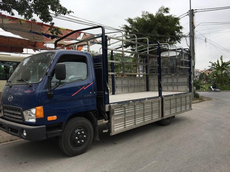 Xe tải Hyundai 7 tấn HD700 nhập khẩu .