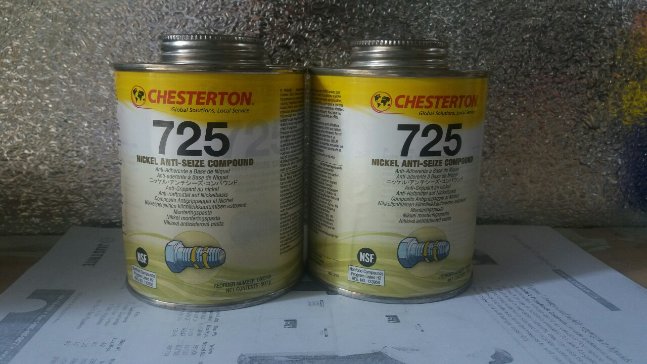 Chesterton 725 Nickel Anti - Seize Compound