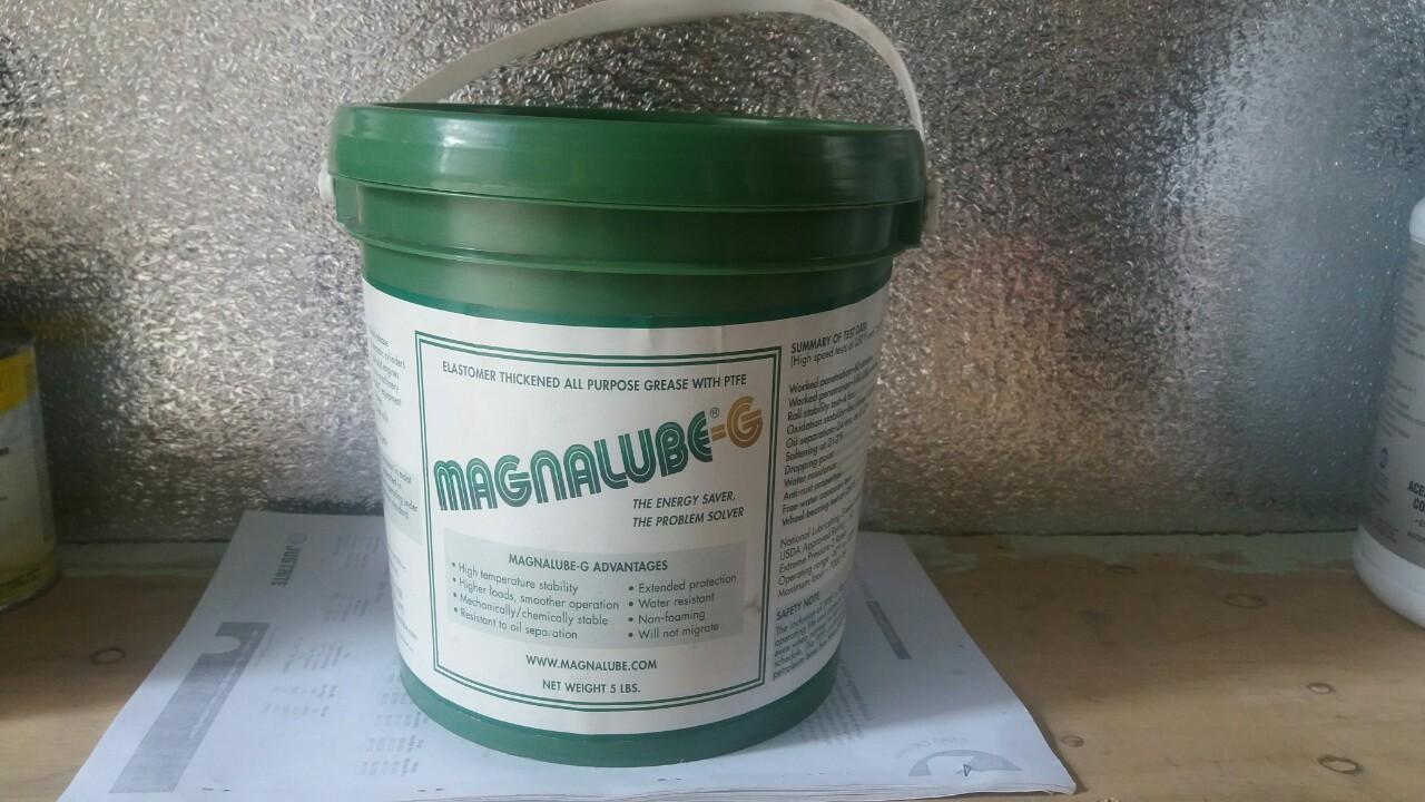 Magnalube - G Mỡ chịu nhiệt
