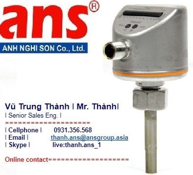 Cảm biến lưu lượng IFM Việt Nam Si5000 SID10ADBFPKG/US-100