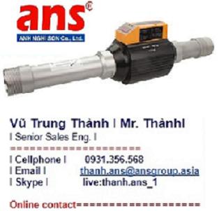Máy đo khí nén điện tử IFM Việt Nam SD9000
