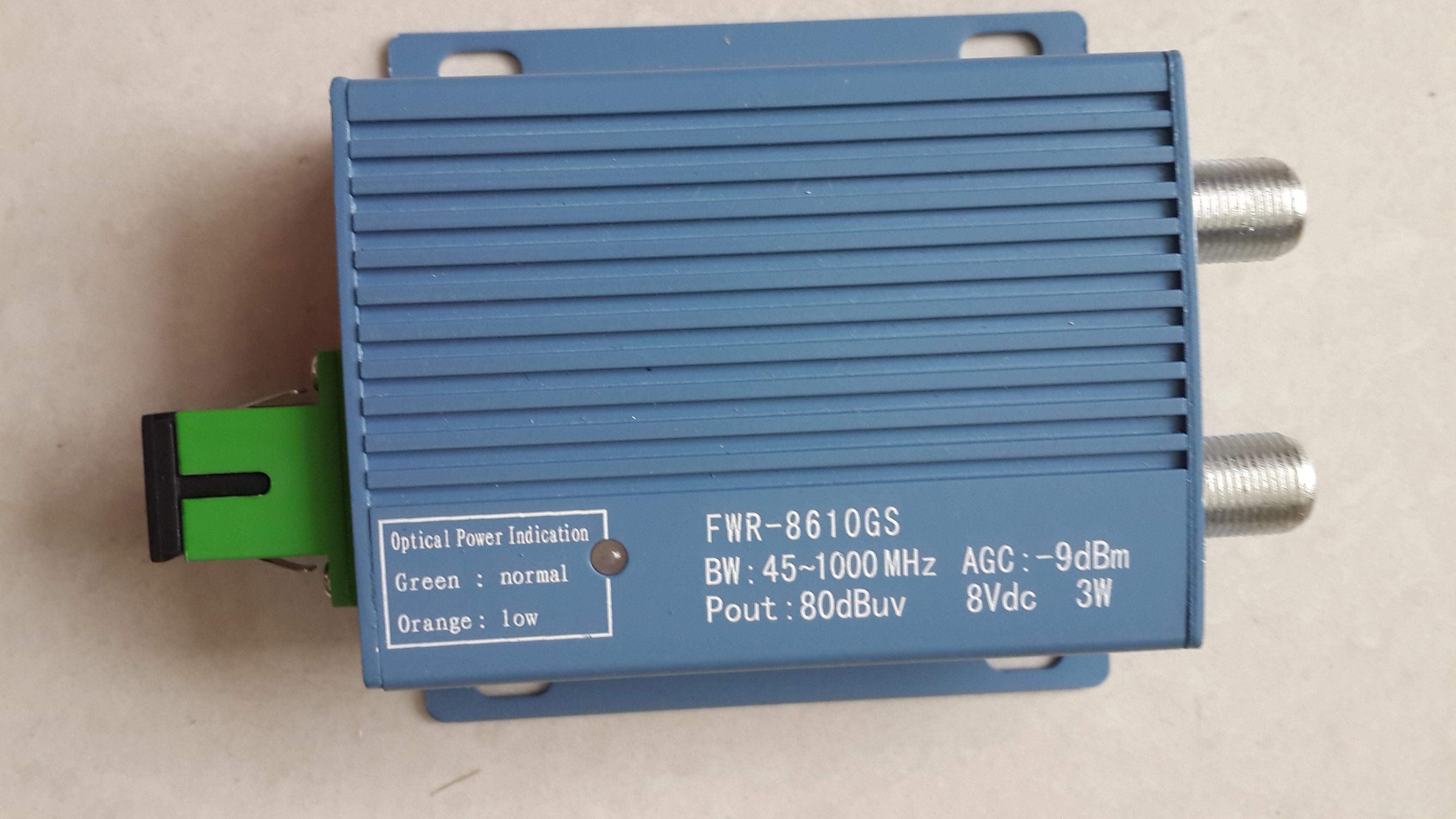 BỘ THU QUANG FTTH/NODE MINI FWR-8610GS + FWR-8610GSD
