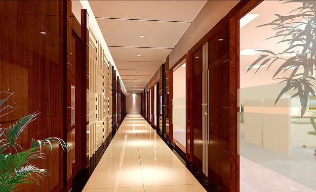 Cửa gỗ công nghiệp đẹp mắt, ấn tượng cho không gian nội thất