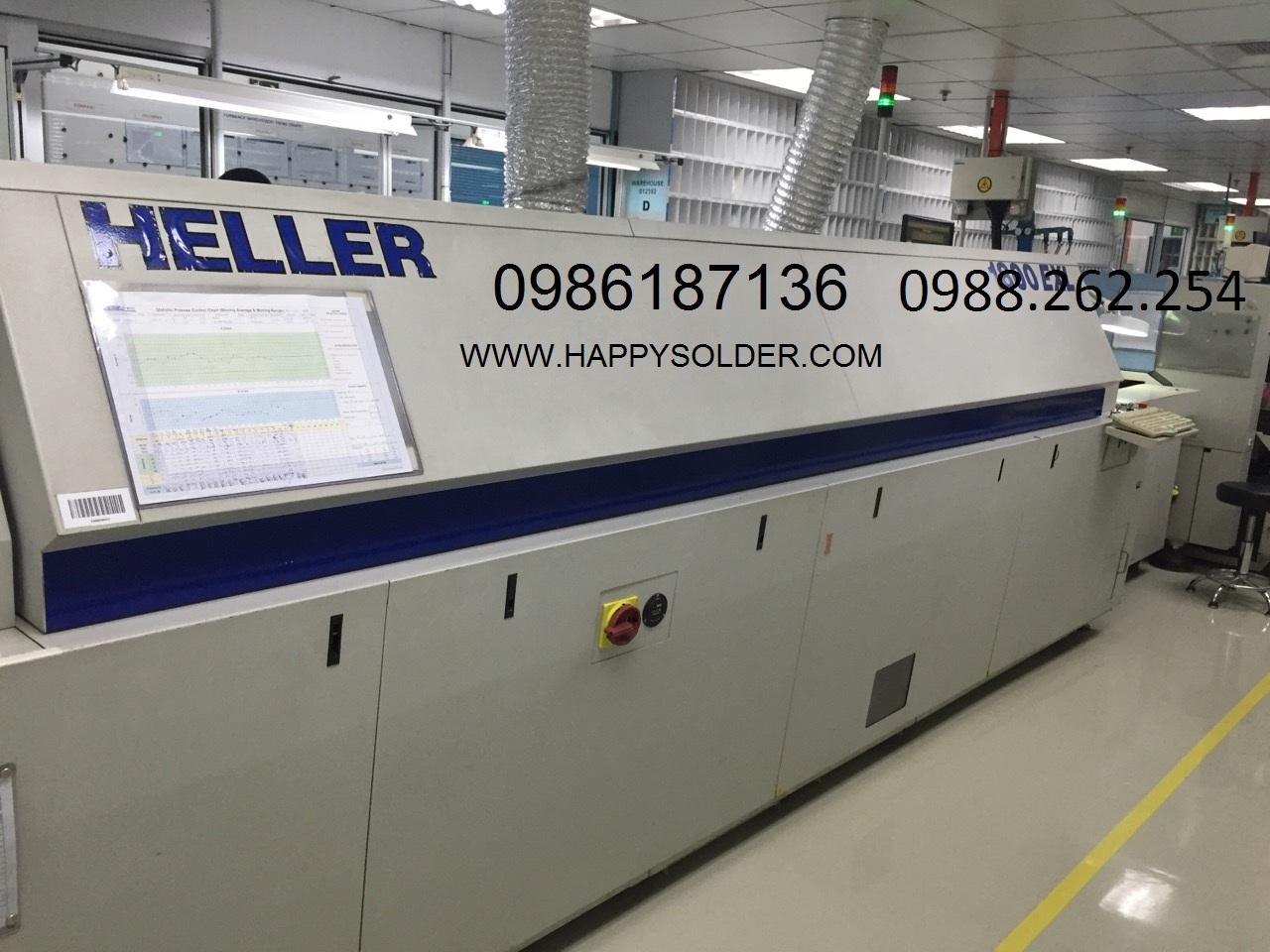Lò hàn linh kiện Reflow Oven  - Heller
