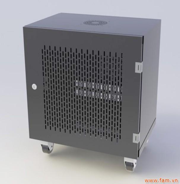 Phân phối Tủ Rack Tủ mạng 15u D600,15u D800,15u D1000 giá rẻ