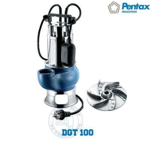 Bơm Nước Chìm Pentax DGT 100 G