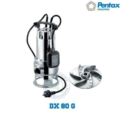 Bơm Nước Chìm Pentax DX 80 G