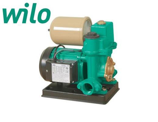 Bơm tăng áp tự động Wilo PW-175EA có bình tích áp