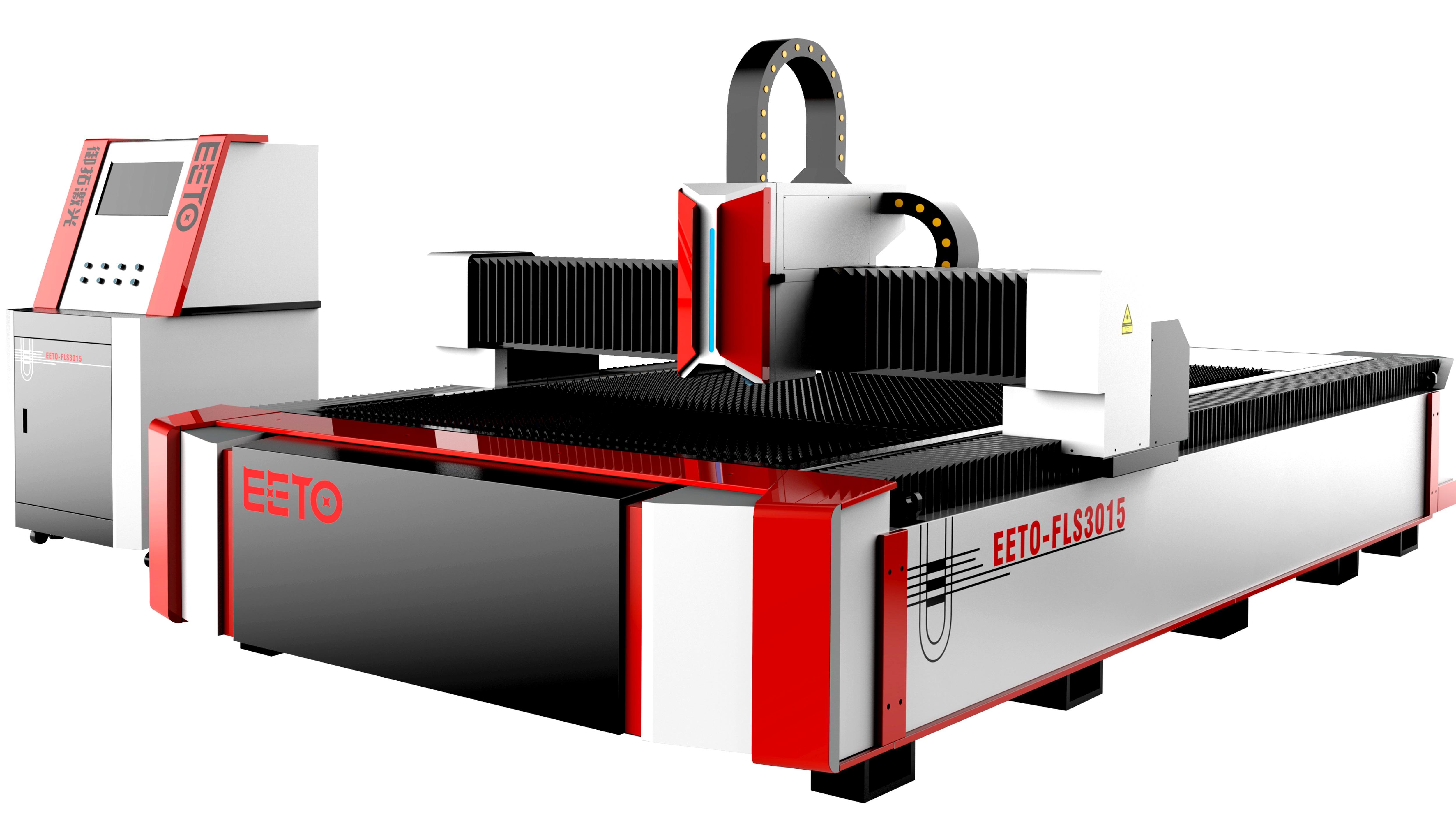 Máy EETO cắt kim loại từ 300W-3000W.