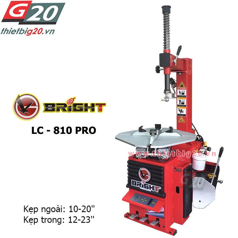 Máy tháo vỏ xe Lc-810 Pro