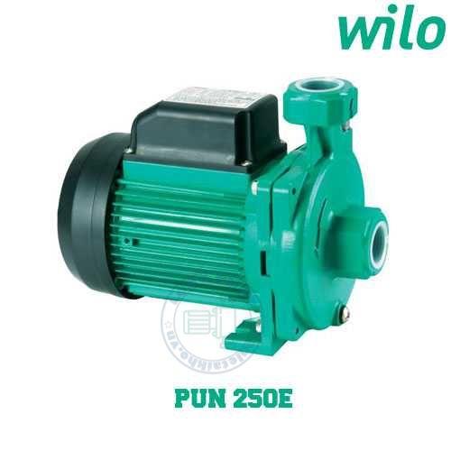 Bơm cấp nước lưu lượng lớn không tự mồi WiLo PUN-250E