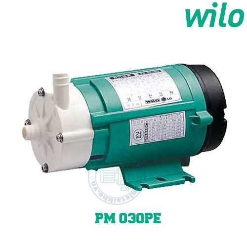 Bơm hóa chất dạng từ Wilo PM-030PE (Hàng đẹp, giá siêu mềm)
