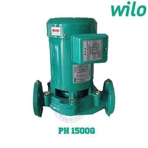 Bơm tuần hoàn nước nóng WiLo PH-1500Q (Điện áp : 380V)