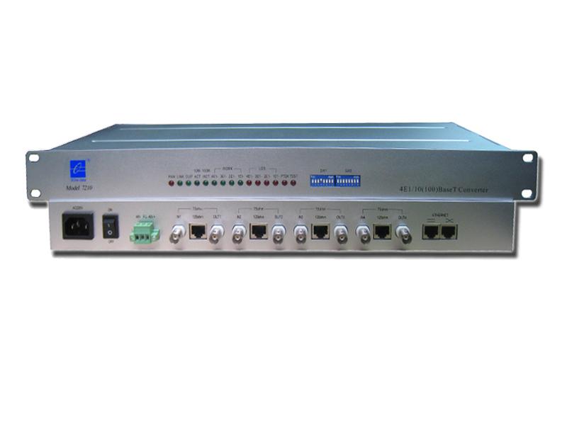 Phân phối bộ chuyển đổi e1/v.35/ Ethernet 3Onedata, model7211,model 7210, model 7222T