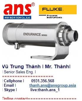 Dòng nhiệt độ cao hồng ngoại Endurance® Fluke Vietnam E2ML-F2-L-0-0