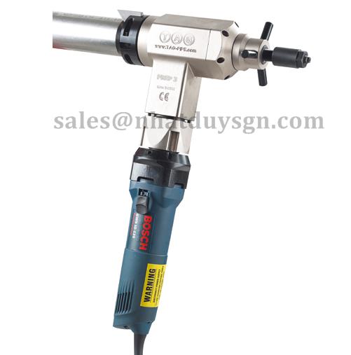 Máy vát mép ống thép di động Prep-3 (28 - 76mm)