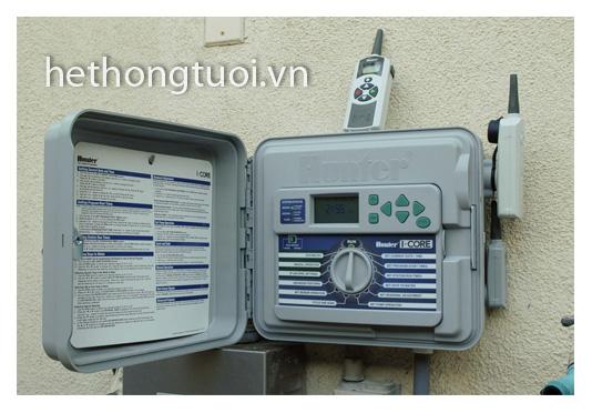 Hệ thống tưới tự động, bộ châm phân, bộ điều khiển thông minh, tủ điều khiển, van điện từ