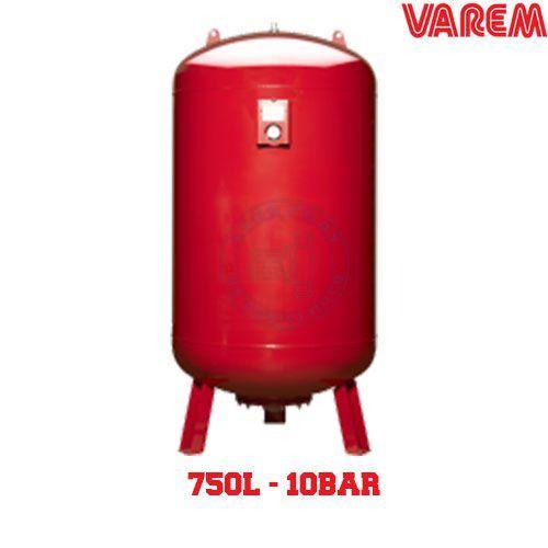 Chuyên Cung Cấp Bình tích áp VAREM 750L 10 BAR