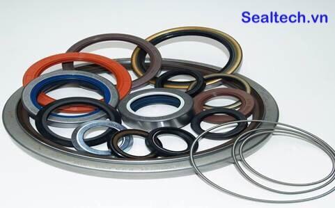 Phốt thủy Lực, Phốt cơ khí, O-ring, Oil seal,...