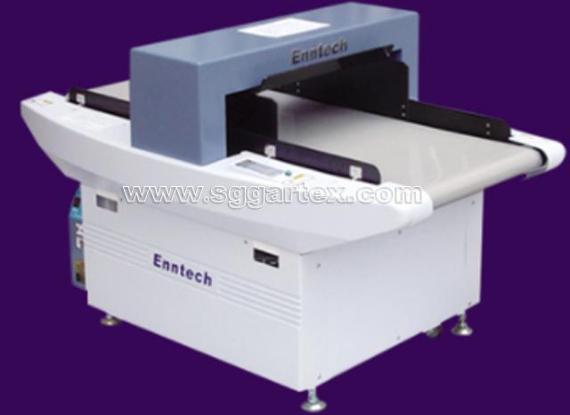 Bán máy dò kim loại trong ngành may mặc hiệu Enntech an toàn hiệu quả cao
