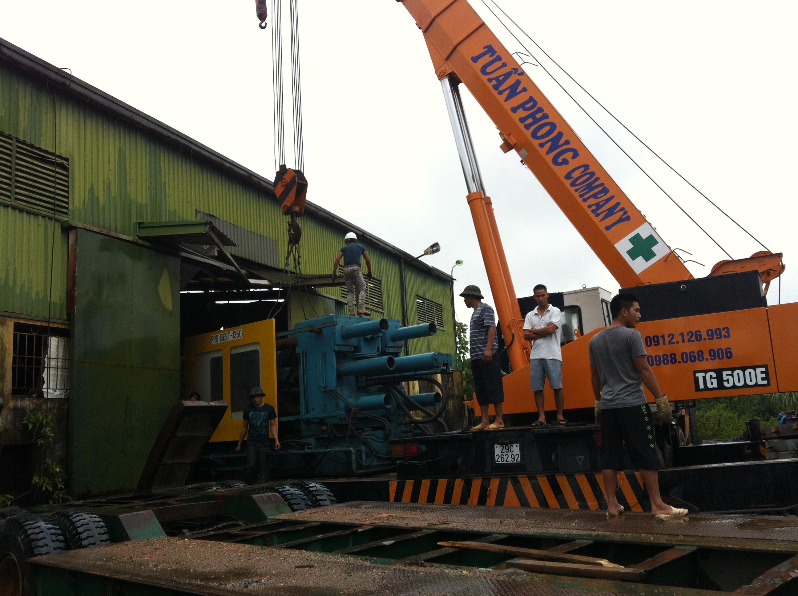 Cho thuê các loại xe Cẩu KaTo 25 tấn, Cẩu KaTo 40 tấn 0912 126 993 Cẩu KaTo 50 tấn