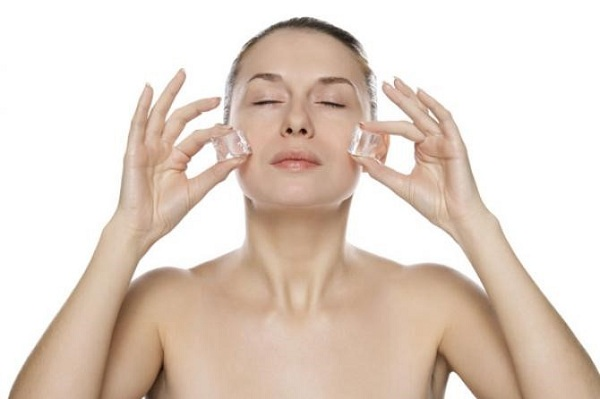Cách giảm cân bằng đá lạnh: Massage