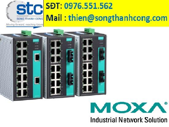 EDS-316 Series - Thiết bị chuyển mạch Ethernet 16 cổng
