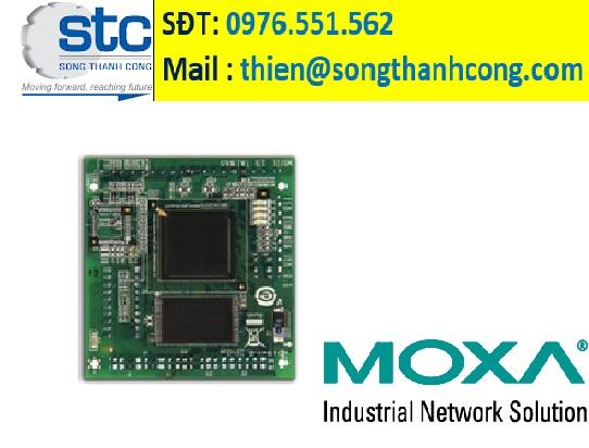 EOM-104-module-Mô-đun chuyển mạch Ethernet  4 cổng - Moxa Viet Nam - STC Viet Nam
