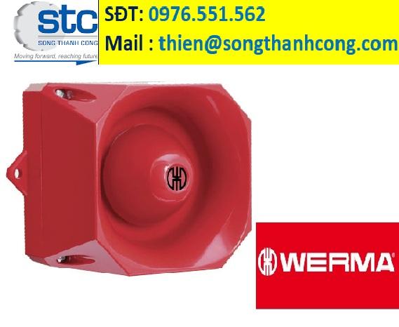 Multi-t. Sounder WM 32 tne 9-60VDC - 14100055 - Werma Viet Nam