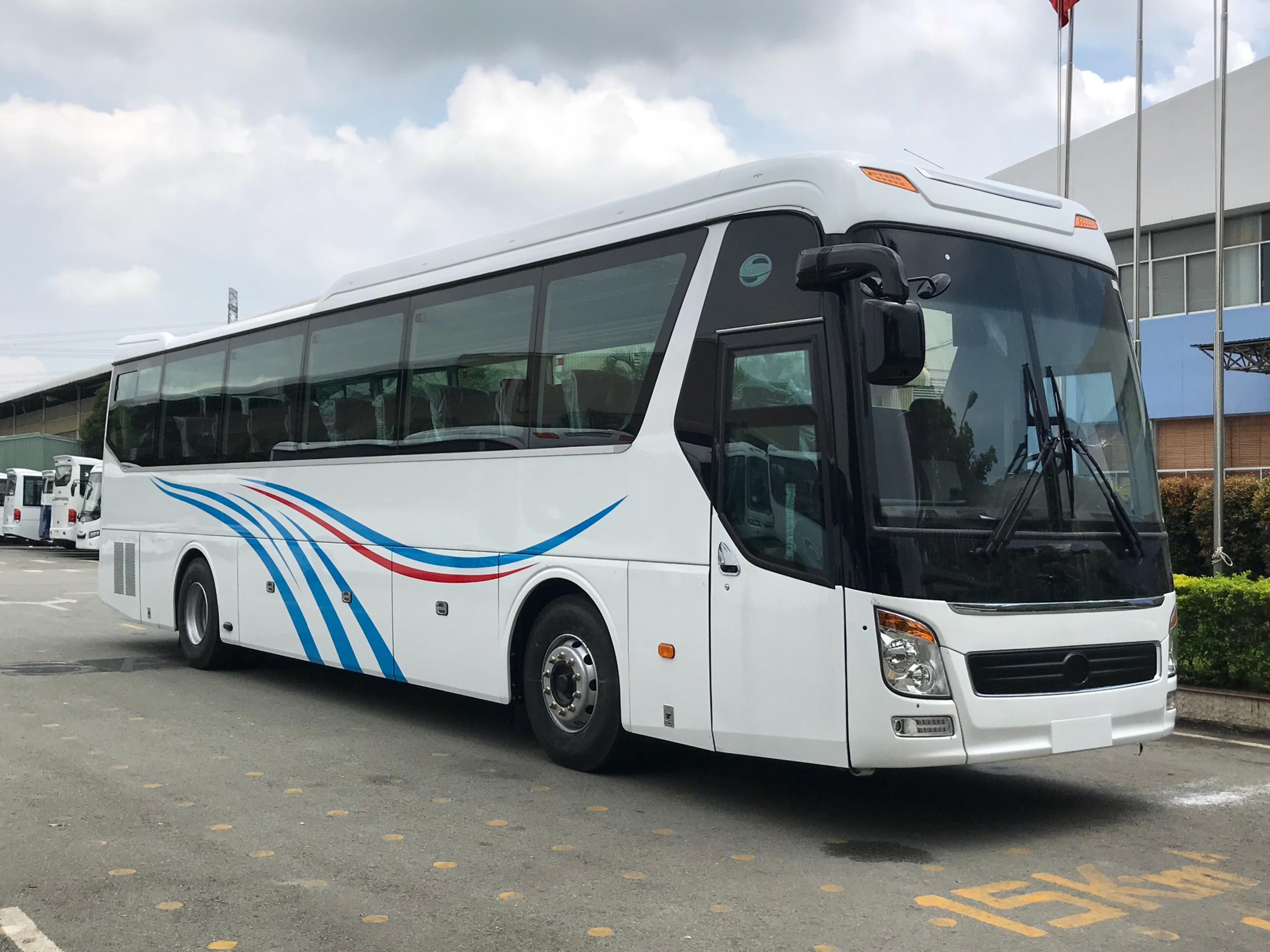Cần Bán Xe Khách 47 Chỗ Doosan Samco Động Cơ Hàn Quốc