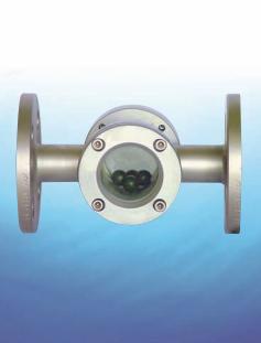 Flow Switch & Sight Flow Meter (Model : CKG)