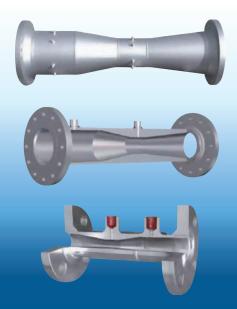 Orifice Flow Meter (Model : CV-100)