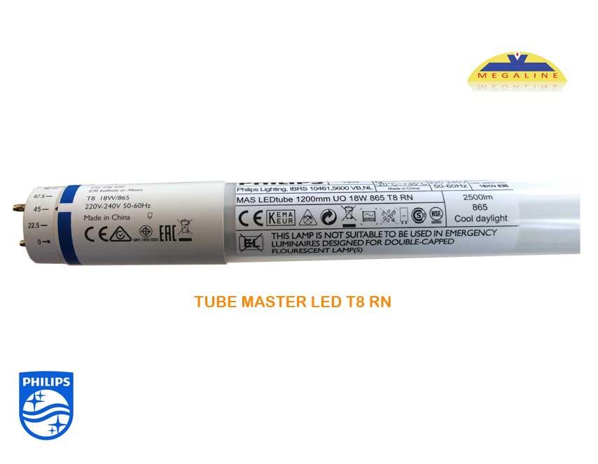 Bóng đèn tuýp Master T8 RN Philips 1200mm dòng cao cấp