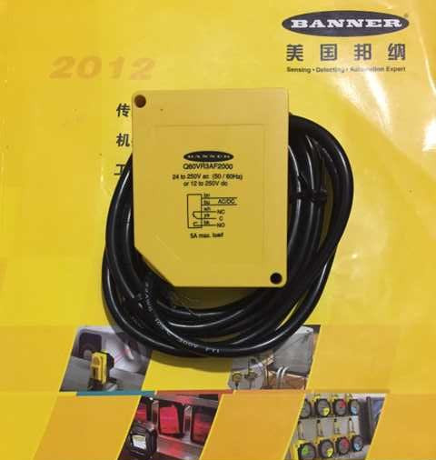 BANNER Q60-23
