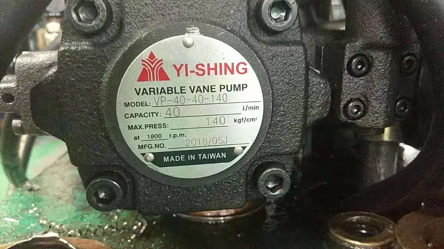 Bơm thủy lực YI-SHING VP-40-40-140