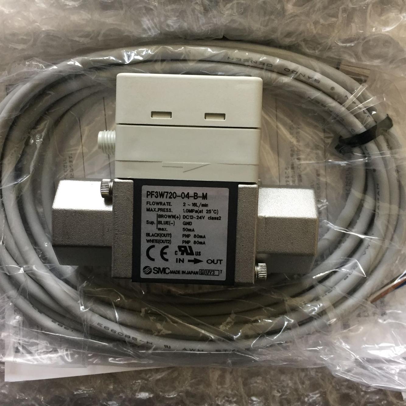 Cảm biến SMC PF3W720-04-B-M