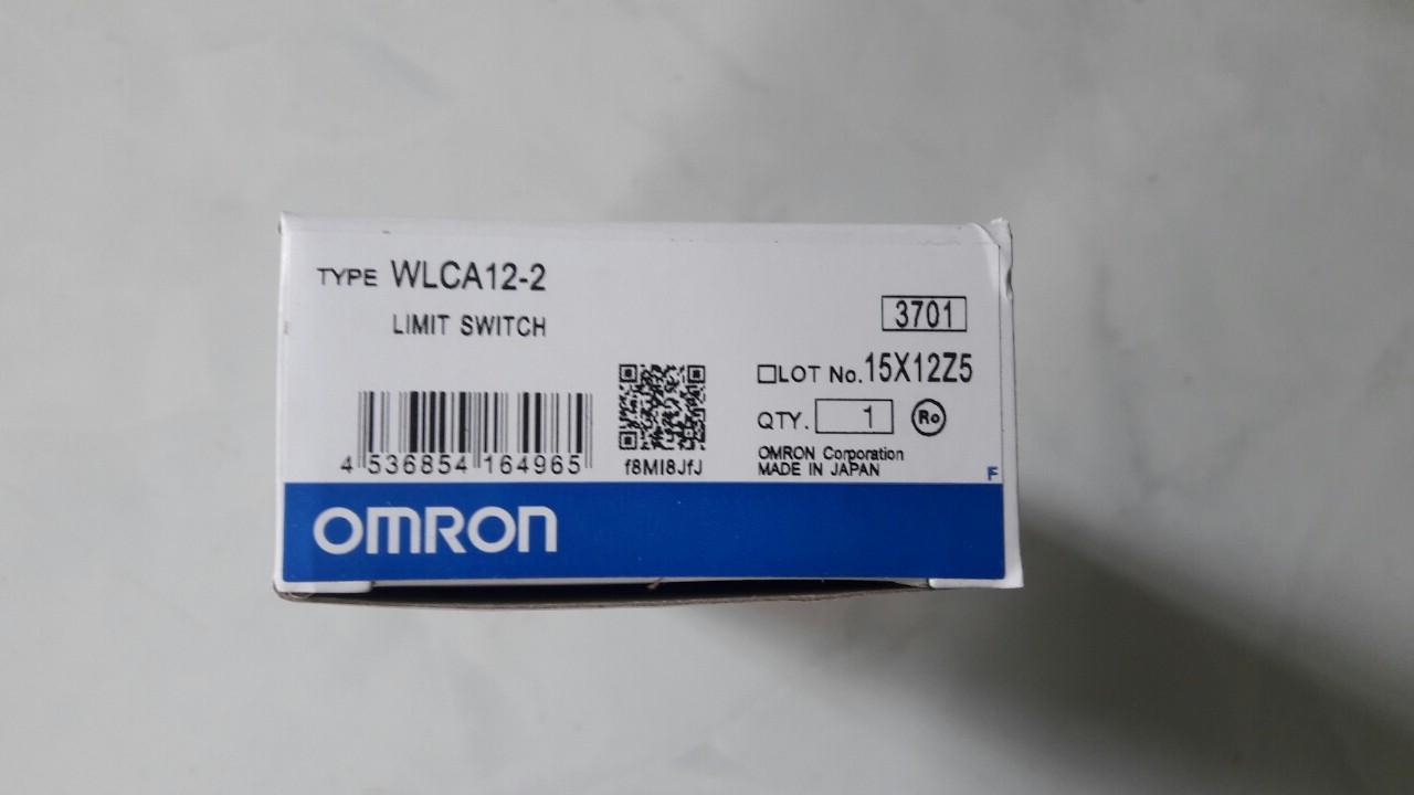 Công tắc hành trình OMRON WLCA12-2