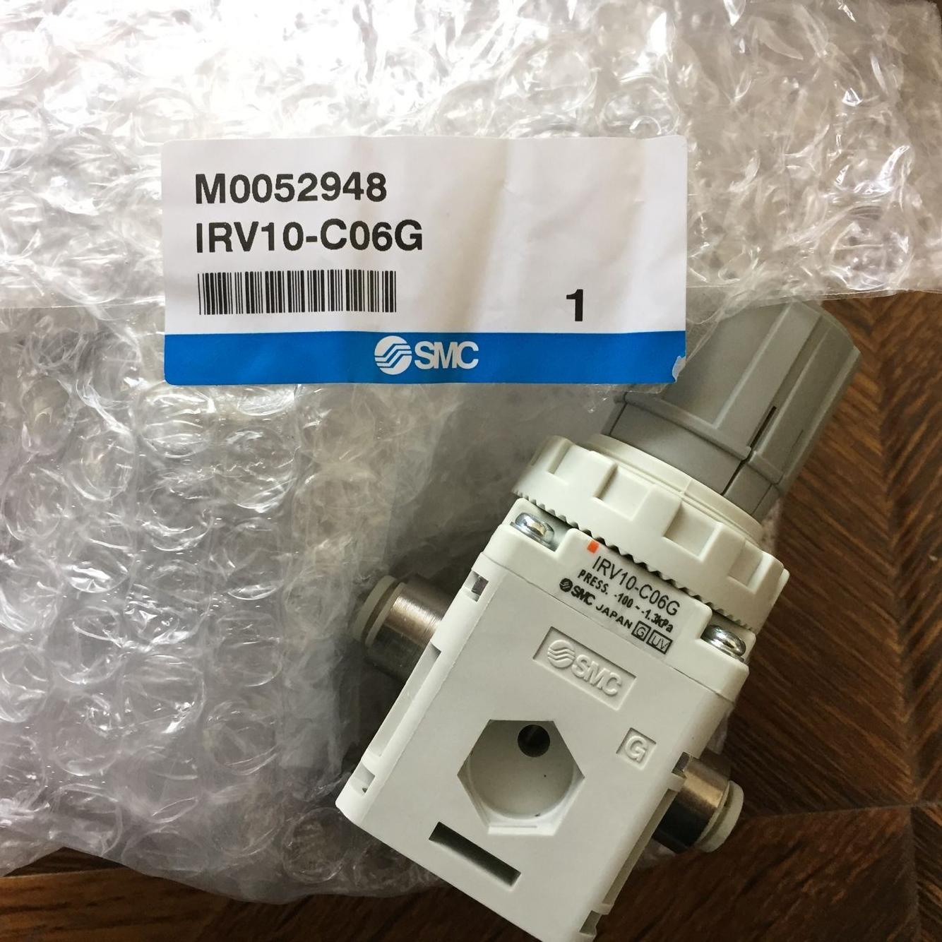 Điều chỉnh khí SMC M0052948-IRV10-C06G