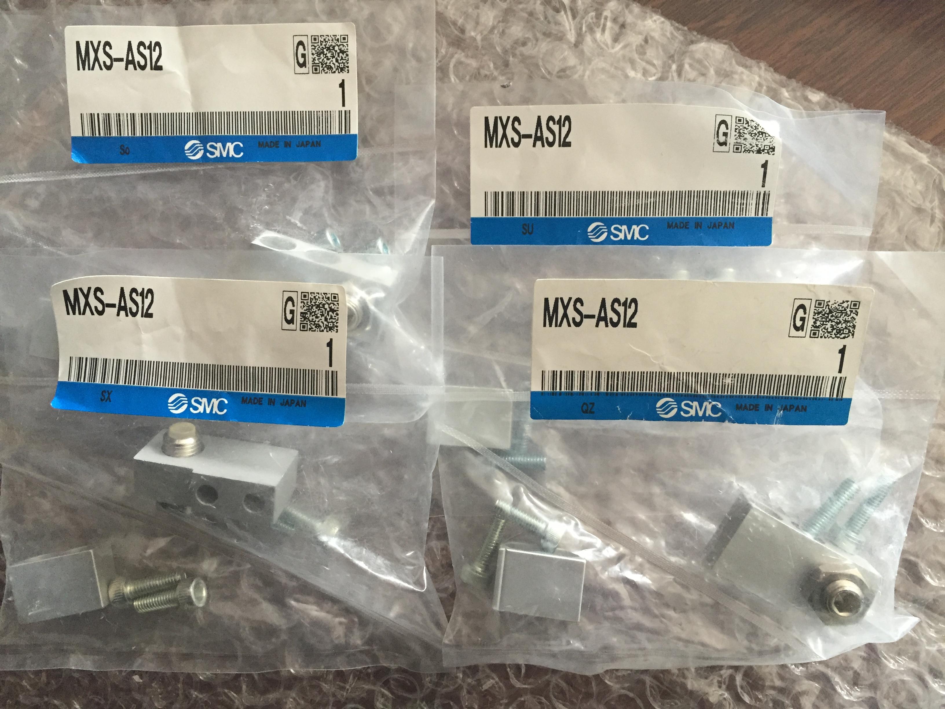 Phụ kiện xylanh SMC MXS-AS12