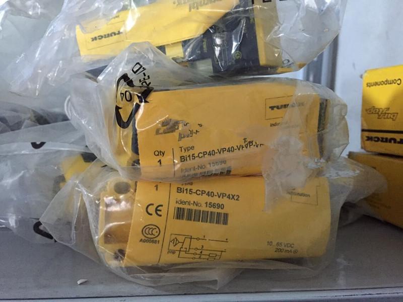 TURCK BI15-CP40-VP4X2